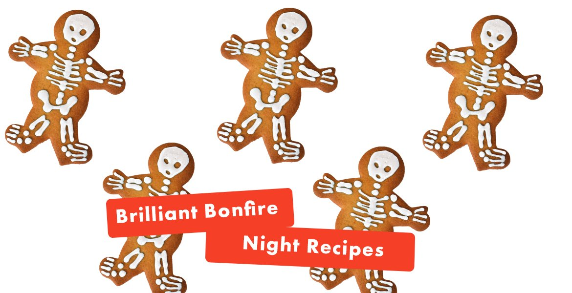 Brilliant Bonfire Night Recipes for Family Get-Togethers
