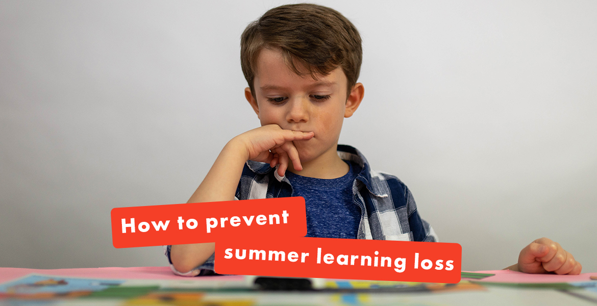 Stop The Slide! How to Prevent Summer Learning Loss