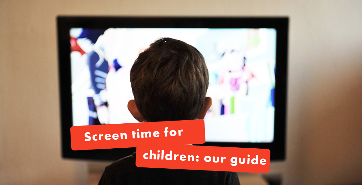 Screen Time for Children: Common Questions Answered