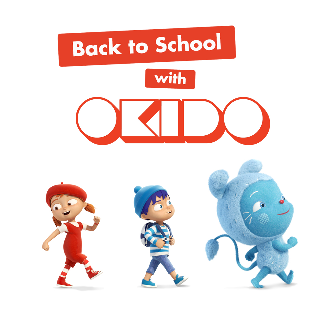 Back to school with OKIDO!